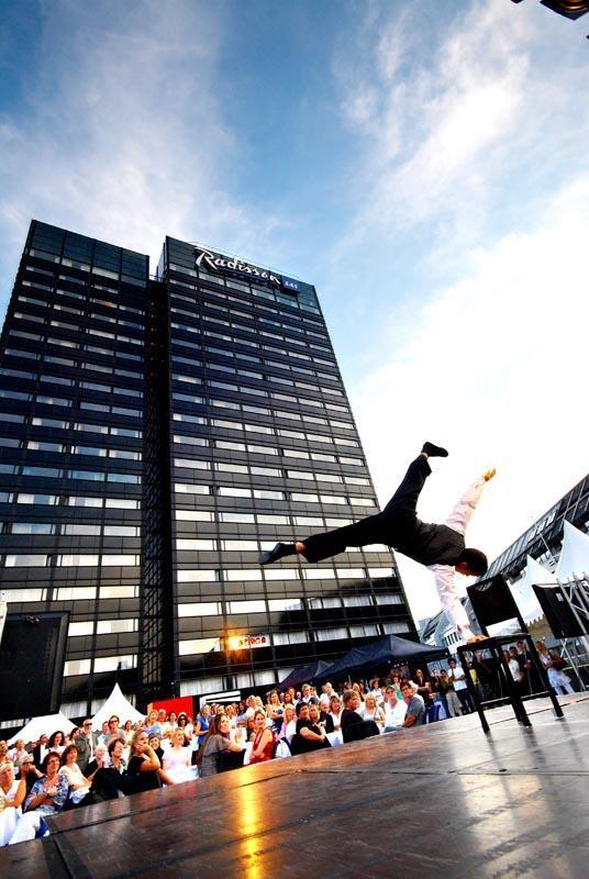 Radisson Blu Scandinavia Hotel Oslo