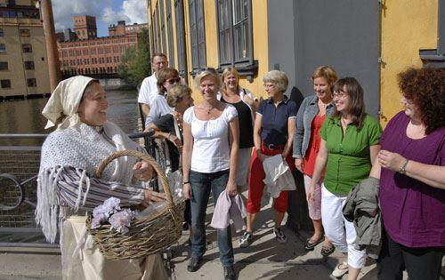 Johannavandring - dramatiserad guidning