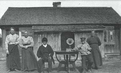Rörbäcksnäs Local Heritage Museum – Sälen