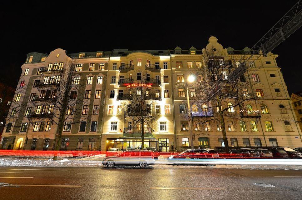 Hotell Onyxen