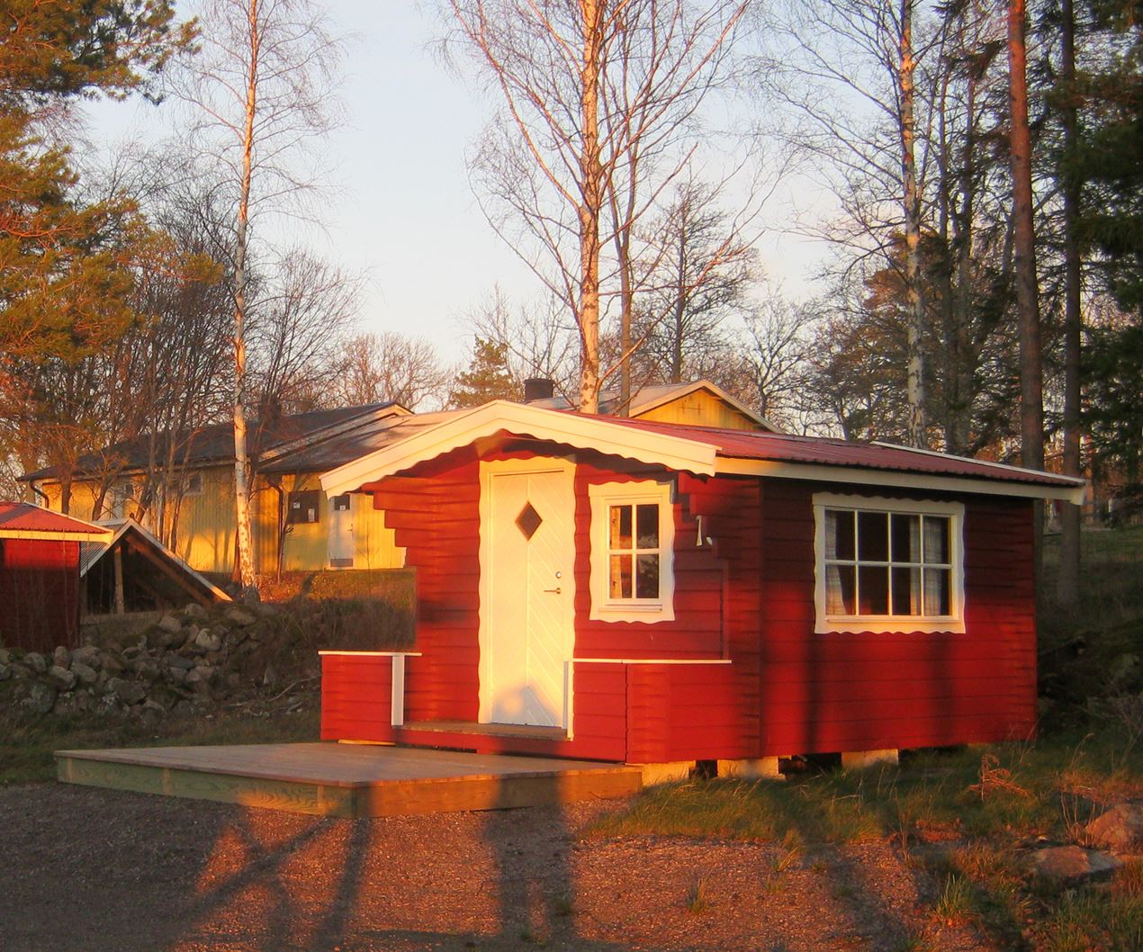 Askevik Camping & Cottages by Lake Vänern, Sjötorp