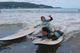 Stand up Paddle dans les vagues