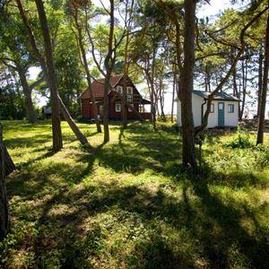 Tofta Camping / Ferienhaus
