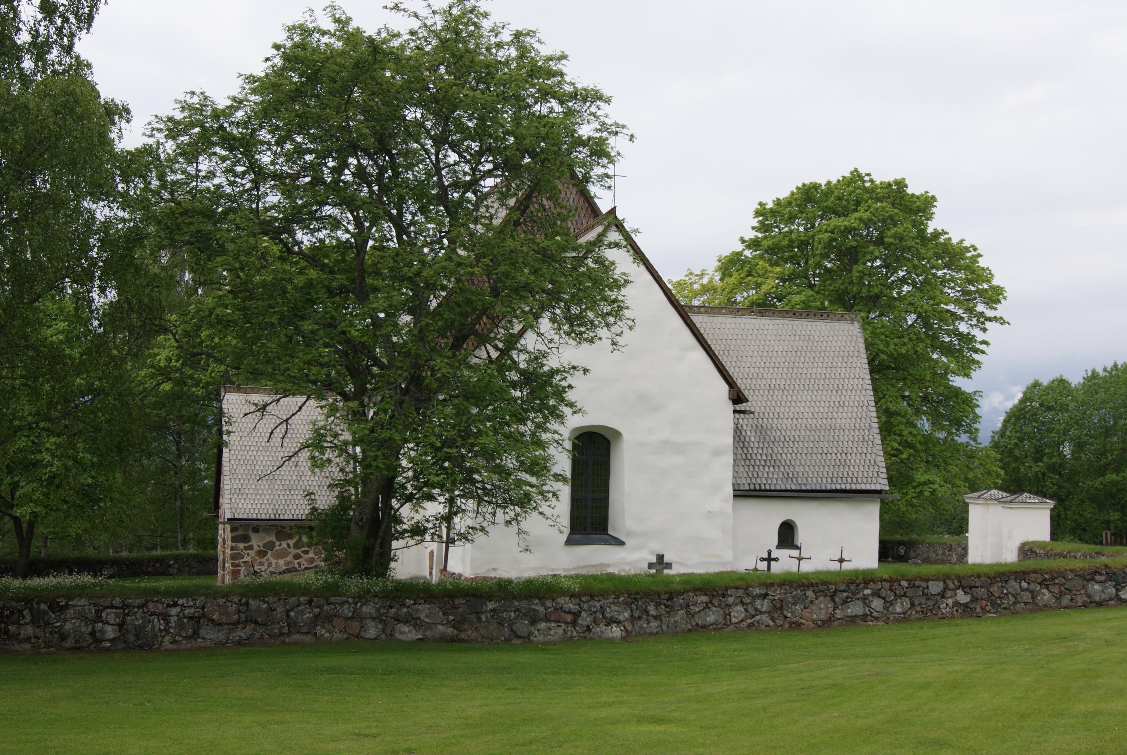 Alnö old church