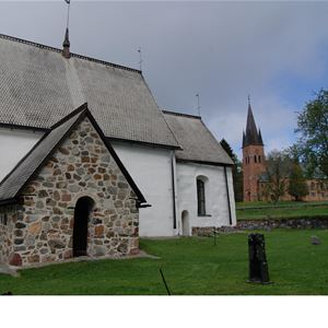 Alnö old church