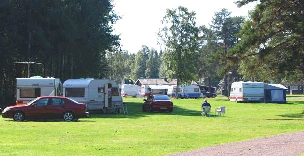 Älvdalens Camping/Camping