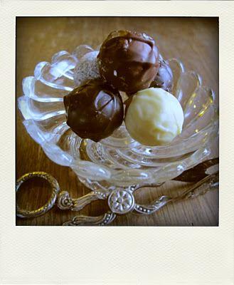 Chokladprovning på egen hand!