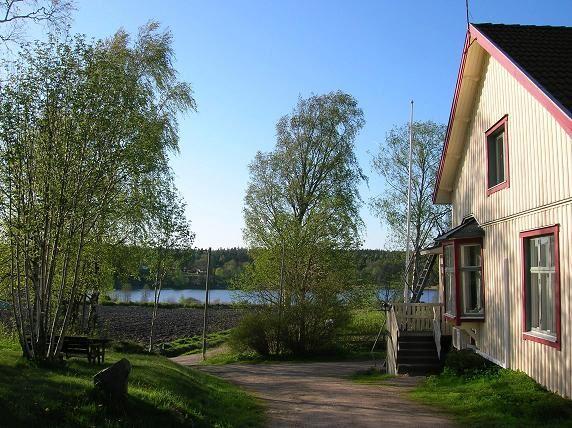 Prässebo, STF Gästehaus