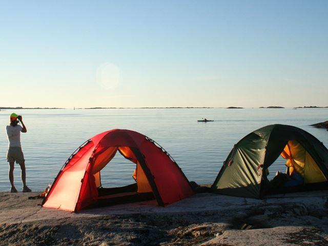 3-day kayaking tour in the Roslagen archipelago with Kajak & Uteliv