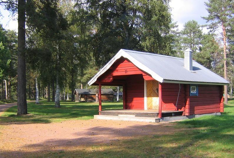 Camping Älvdalen / Stugor