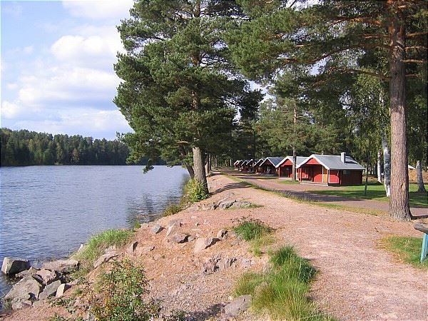 Camping Älvdalen/Cottages