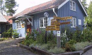 Sandvikengården Cabins in Brunskog, Arvika