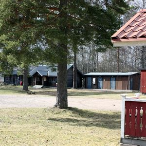 Nås Camping cottages