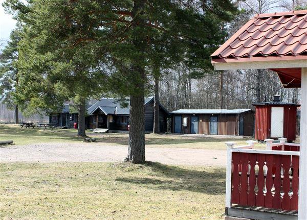 Nås Camping cottages