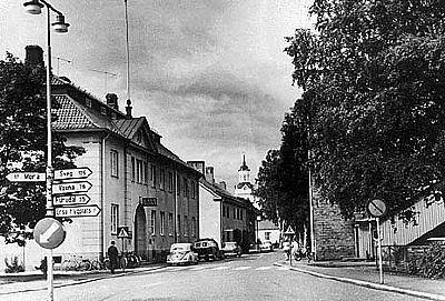 Orsa Bibliotek & Kulturhus