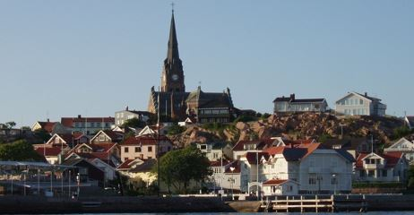 LYSEKIL Past and Present. 2 hours (Book online for best Prince)