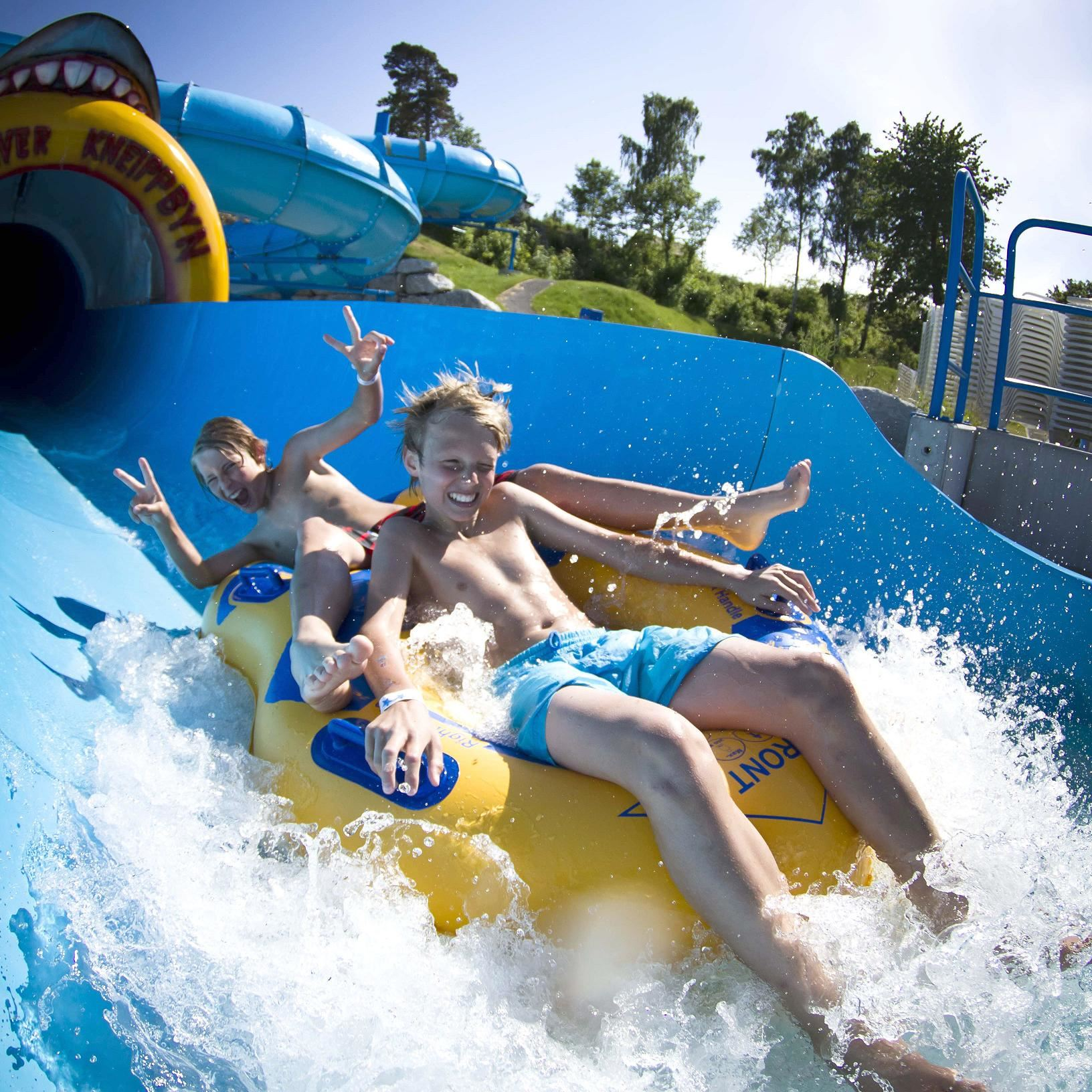 Kneippbyn's Summer & Waterland