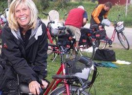 Cykeltur längs Göta Kanal 30km, Sjötorp