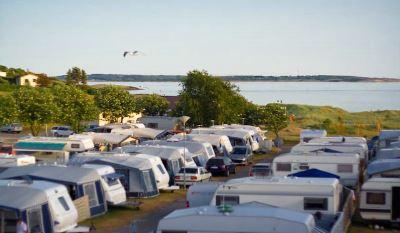 Åsa Camping och Havsbad - Campingpitch