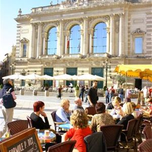 Weekend in Montpellier