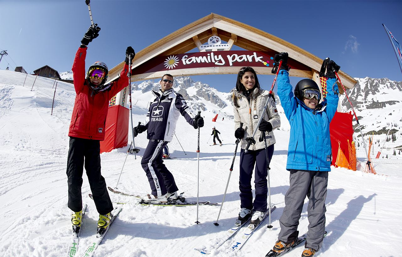 BEGINNERS SPECIAL OFFER : Spring Skiing by Courchevel