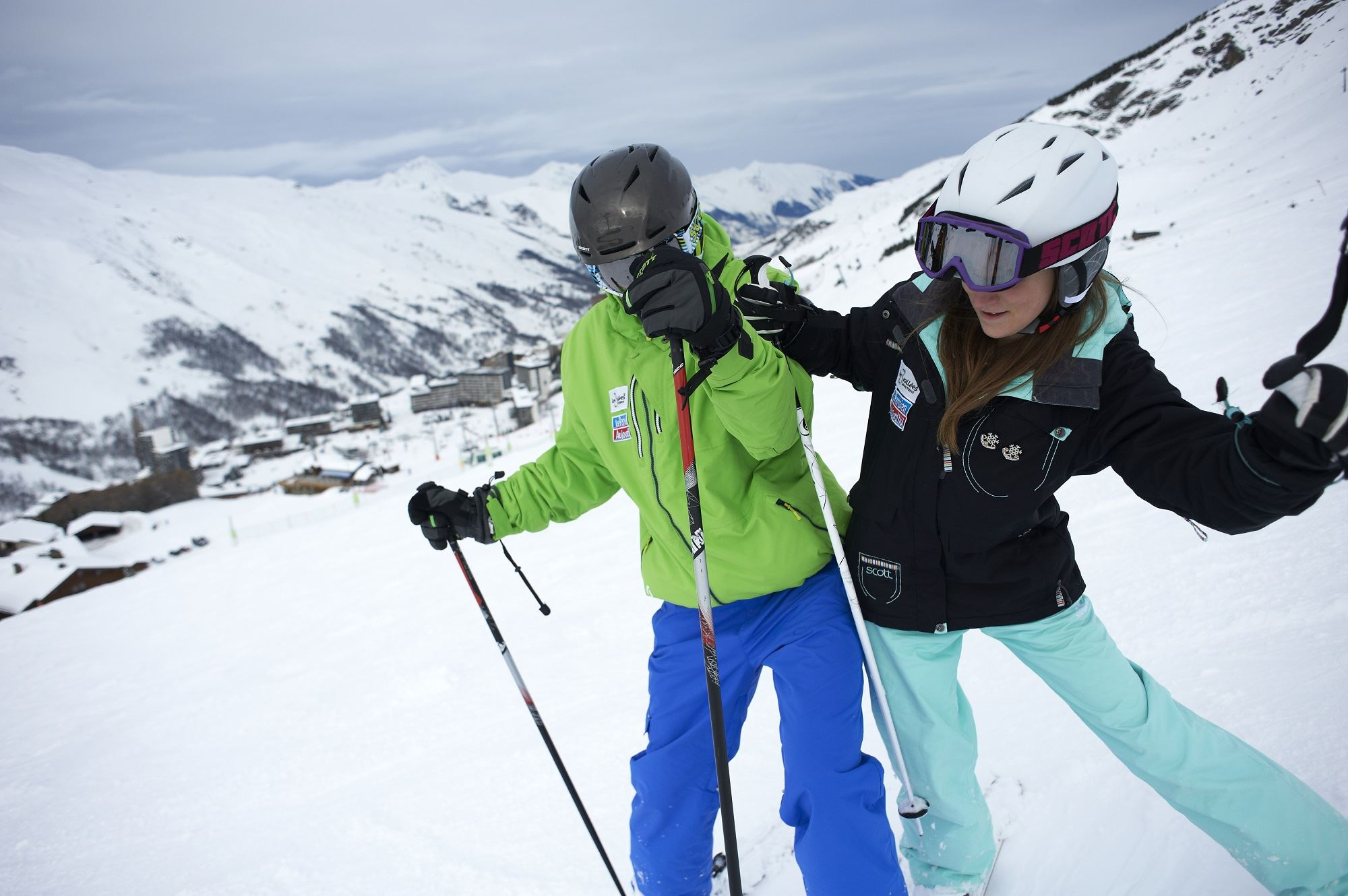 You + Me + Ski = ♥ - From €288/pers