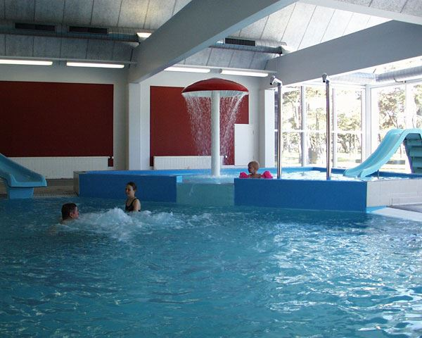 Gratis waterpark and swimmingpool Nordskoven Strand Camping