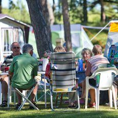 Family holiday Nordskoven Strand Camping