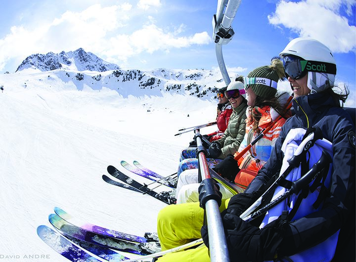 Low Cost ski break - From €181/pers