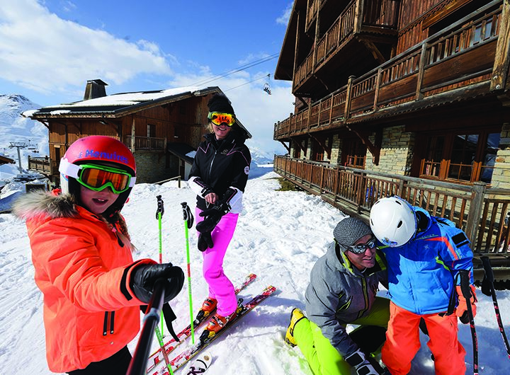 Ski, ride & Fun Family -  A partir de 1863€/famille