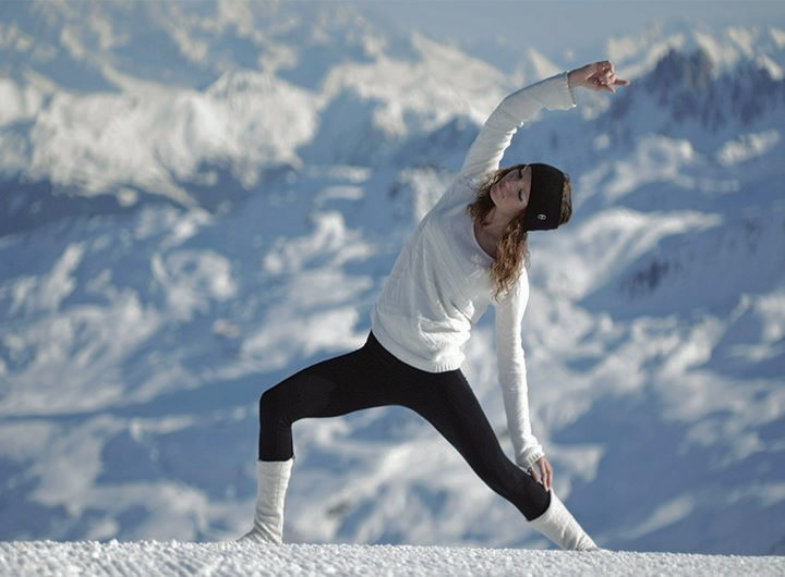 """Yogi ski"" week in Les Menuires : dare the best skiing and the wellness! - From €180/pers"
