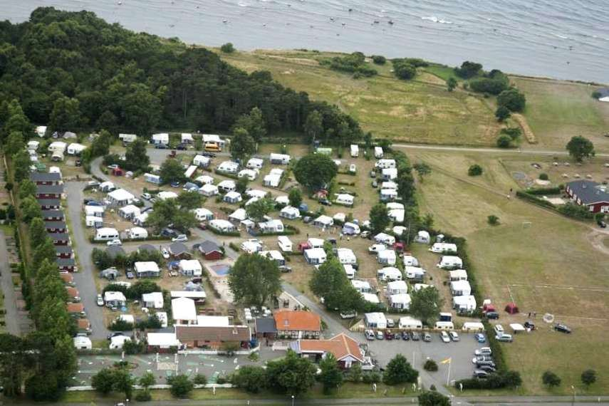 All inclusive familie tilbud Hasle Camping