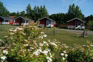 Weekend hytte Hasle Camping