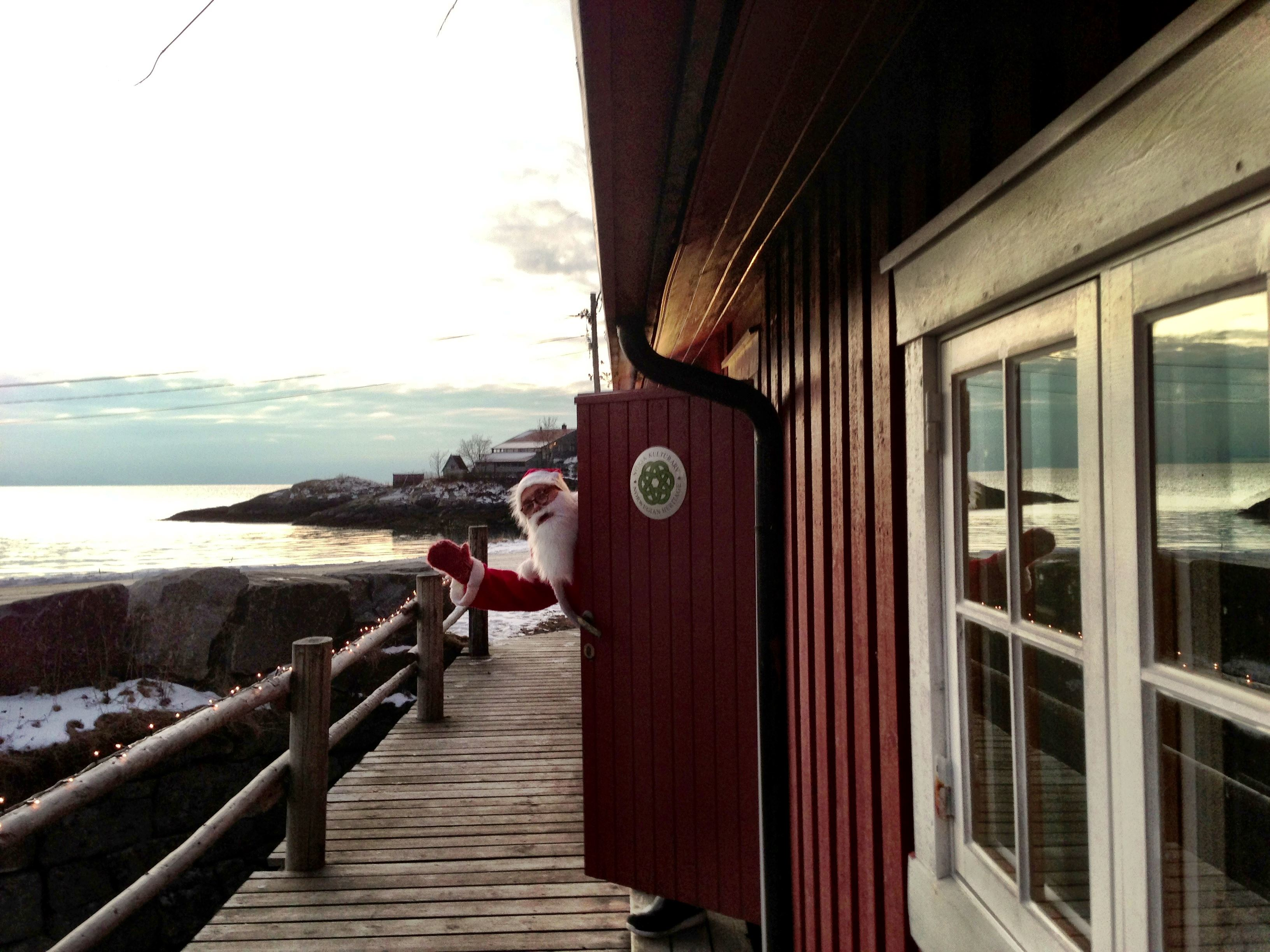 Christmas in Lofoten