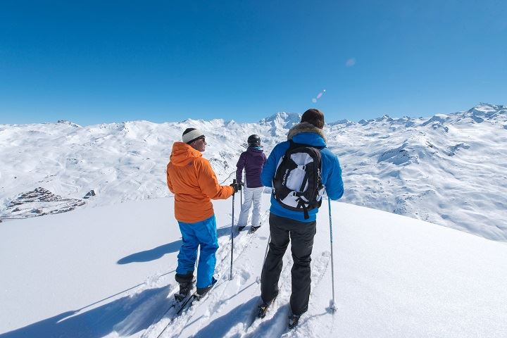 Great Skiing with friends - From 319€/pers
