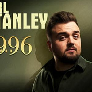 Showpaket 23 nov - CARL STANLEY - ''FÖDD 1996''