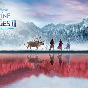 A MAGICAL BREAK IN LES 3 VALLÉES WITH FROZEN 2!