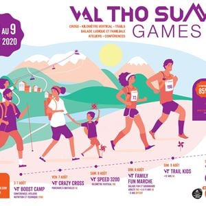 ☼ ☼ ☼ VAL THO SUMMIT GAMES ☼ ☼ ☼ 3 DAYS 2 NIGHTS - WEEK END FROM 07 TO 09 AUGUST 2020