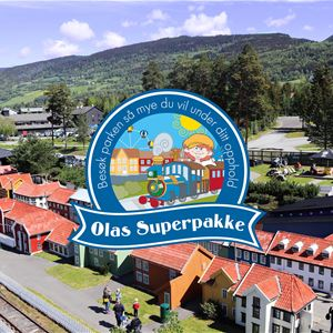 Olas super package Solsiden Apartments