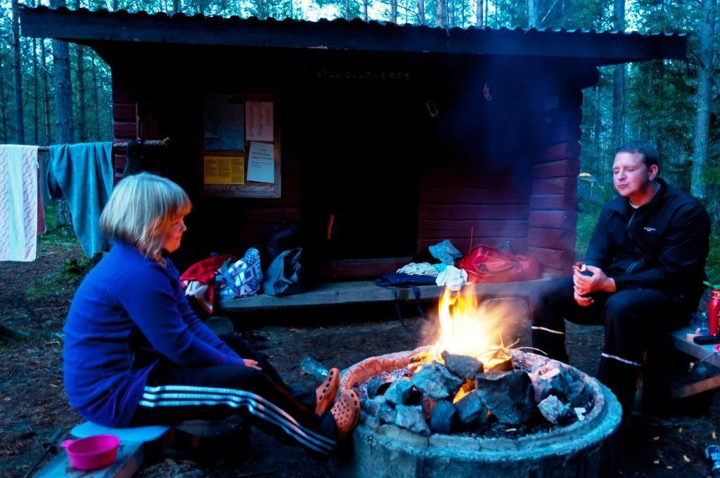 Voxnabruks Kanot & Camping/Vandrarhem
