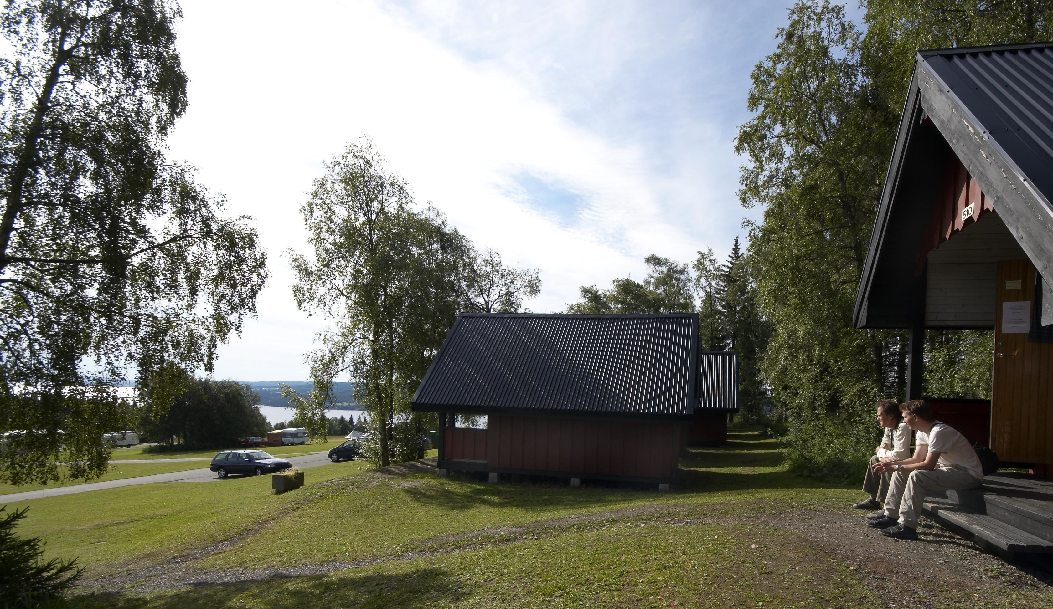 Nordic Camping Frösö/Cottages