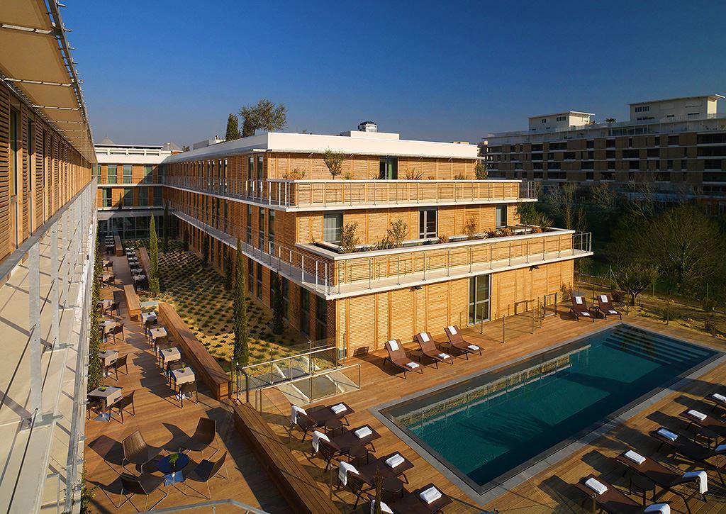 Hotel Courtyard by Marriott Montpellier