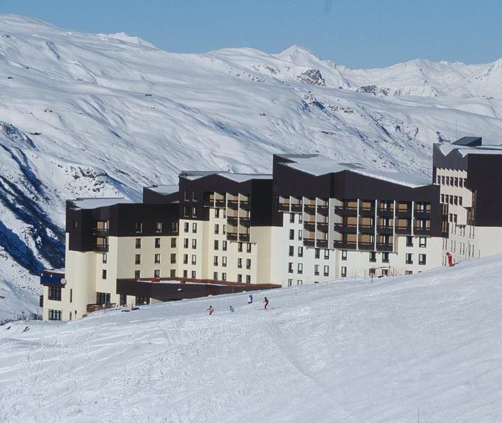 Club de vacances skis aux pieds / LES VILLAGES CLUB DU SOLEIL