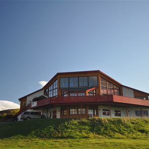 Torghatten Camping & Beach Restaurant (Rooms)