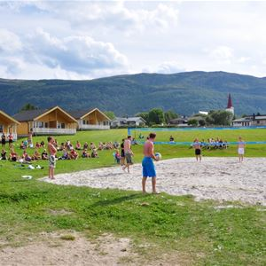 Havblikk Camping Nesna,  © Havblikk Camping Nesna, Havblikk camping, Nesna