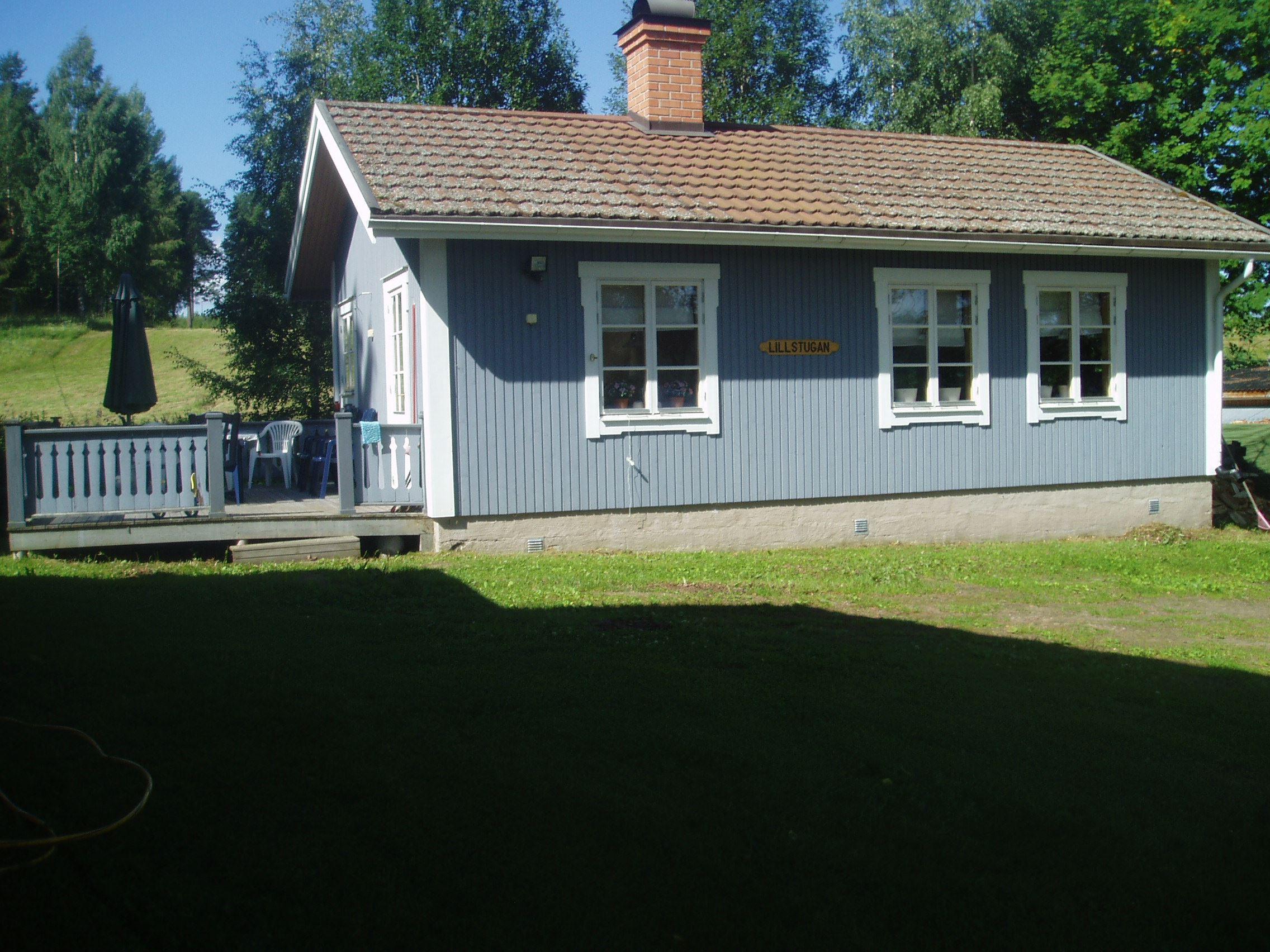 Stuga nära Ljusnan, Undersvik