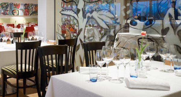 Linnéa Art Restaurant - Kosta Boda Art Hotel