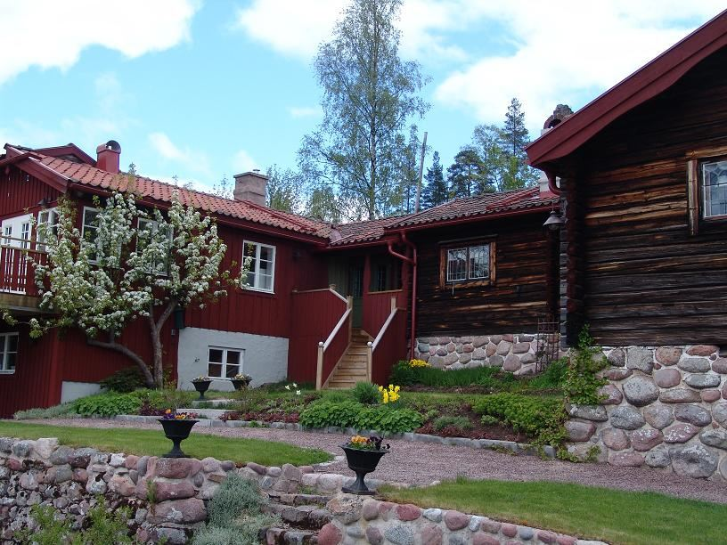 Soltägtgården Pensionat, Tällberg