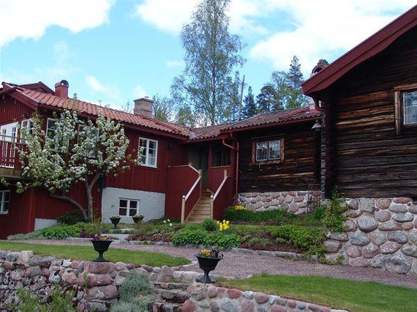 Pensionat Soltägtgården, Tällberg