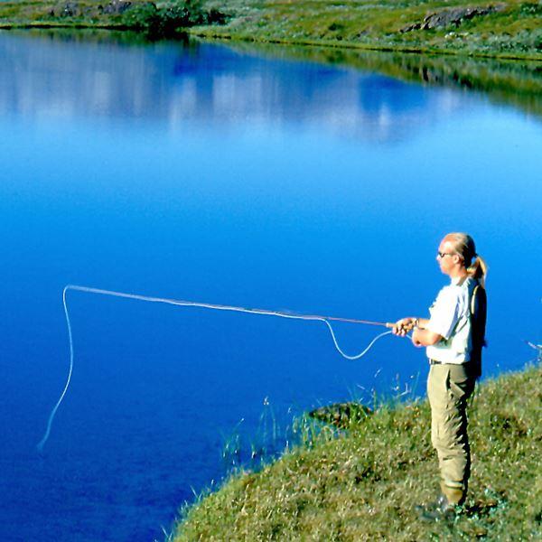 Sam Hedman,  © Hemavan Tärnaby PR-förening, Fiskefestivalen
